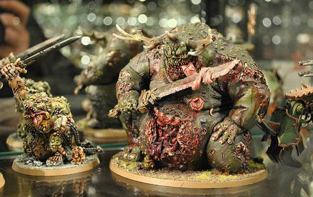 The Art of Warhammer: Bringing Your Warhammer Characters to Life Quickly and Easily